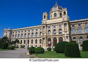 Museum of Natural History. Vienna. Austria