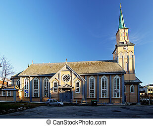 Church in Tromso