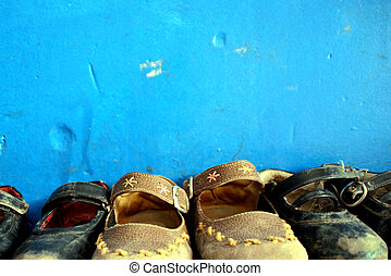 Shoes, South America