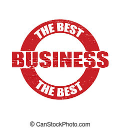 The best business