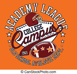college sports vector art - american college sports vector...