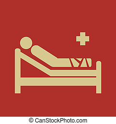 Medical Flat Icon Vector Pictogram EPS 10