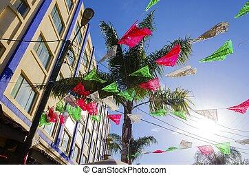 Plaza Santa Cecilia, Tijuana, Mexico - Plaza Santa Cecilia,...