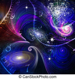 Space TIme and Quantum Physics