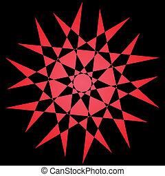 geometric shapes vector art