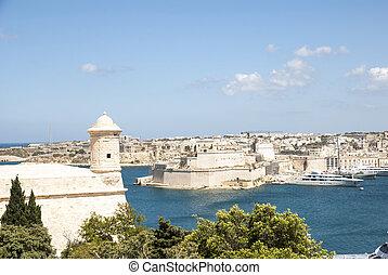 Valletta,  Malta,  capital