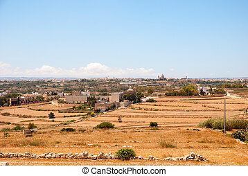 Maltese countryside