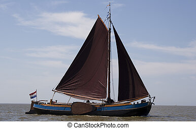 ship - old sailship