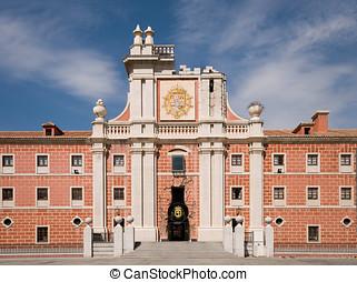 Cuartel del Conde Duque Madrid, Spain - Cuartel del Conde...
