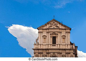 Basilica Sant Andrea Della Valle Rome - Sant Andrea della...