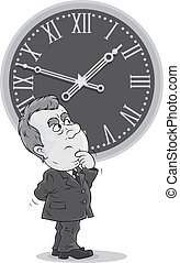 Daylight Saving Time - Bureaucrat thinking about transfer of...