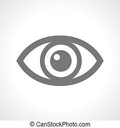 Eye icon - Eye vector icon