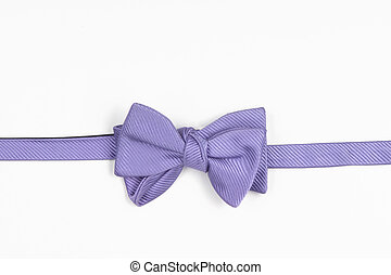 bow-tie - extraordinary great lilac bow-tie for men, wanted...