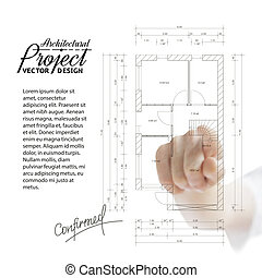 Human hand pointing architecture. - Human hand pointing...