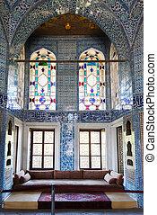 Bagdade, Quiosque, Topkapi, Palácio
