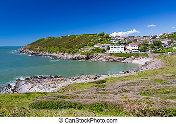 Caswell Bay Wales UK Europe - Beautiful sunny day...
