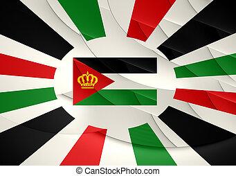Royal Standard of Jordan