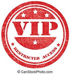 VIP-stamp