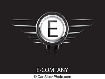icon - 3d, photograpphy, logo, logo name