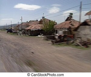 Driving in Turkey, Countryside