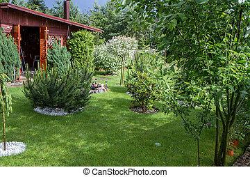 beautifu garden
