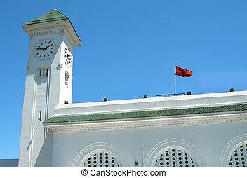 casa voyageur train station casablanca morocco - moroccan...