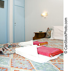 room in greek island studio apartment for rent - typical...