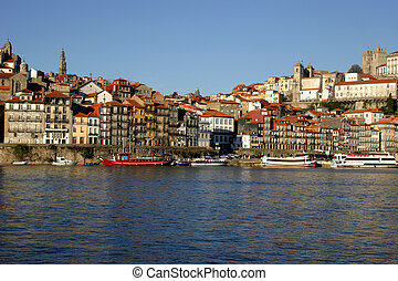 oporto city in portugal