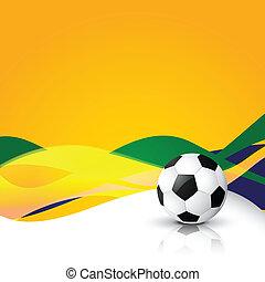 football vector design