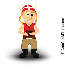Viking from Denmark