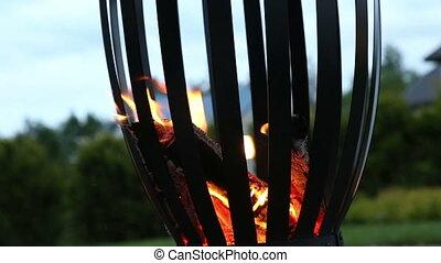 campfire pagan holiday latvia Midsu - DSLR Full HD...