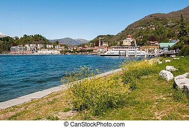 Lake Maggiore, Laveno