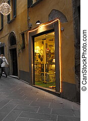 Artisan shop - workshop in the center of Perugia