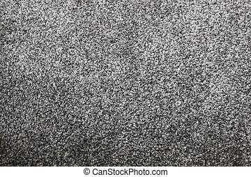 Hintergrund Teppich Fasern grau - Hintergrund Teppichfasern...