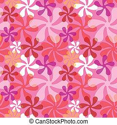 Mod Pattern in Pink