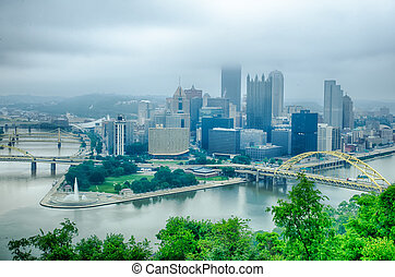 Pittsburgh, Pennsylvania - city in the United States....