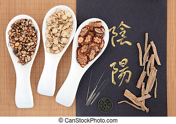 Oriental Medicine - Chinese herbal medicine with acupuncture...