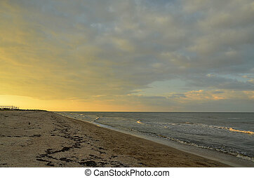 Azov Sea - Of the oceans, terrestrial or a separate...
