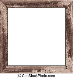 image, cadre, vecteur