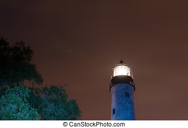 Pensacola Lighthouse - Pensacola, Florida lighthouse...