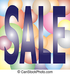 Sale Promotion Label
