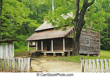 Tifton Place - Cades Cove, Great Smoky Mountains National...