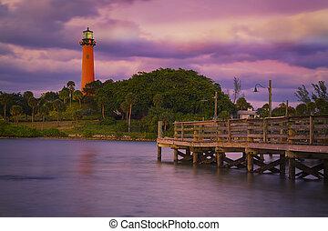 Jupiter Inlet Lighthouse, Florida, United States