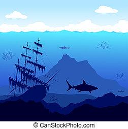 Underwater world - Beautiful and dangerous underwater world...
