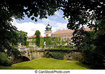 Poland - Lancut Castle, Poland