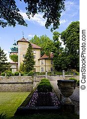 Poland - Lancut Castle, Poland