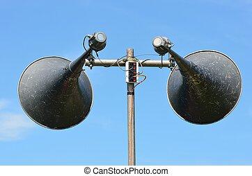 Two loudspeakers - Pair of loudspeakers