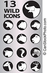 wild icons collection