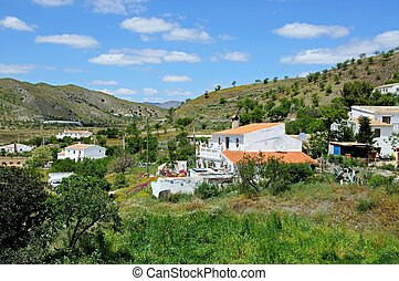 Country houses, Andalusia. - Country houses with pretty...