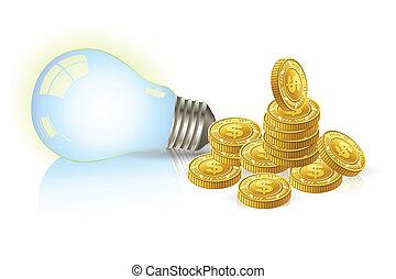 economy light